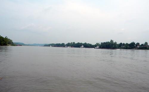 ohio kentucky ships westvirginia transportation rivers ohioriver waynectywv