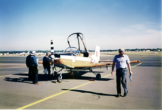 Photograph 0476 - Sale of RAAF CT4 Trainers at Bankstown Aerodrome May 1993