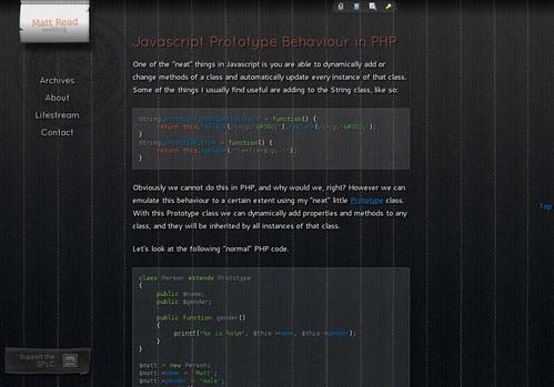 Screenshot Oceanus v3   by MattRead