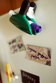 Note taking magnets! | by -leethal-