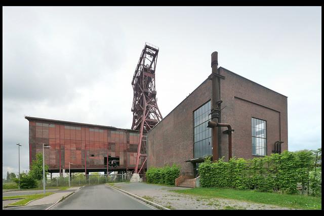 DE gelsenkirchen consolmijn machinegebouw noord 01 (consolstr)