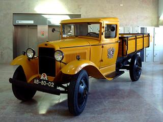 Camioneta Ford AA Detroit 1928