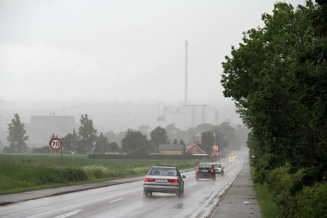 Århusvej Galten, 2010