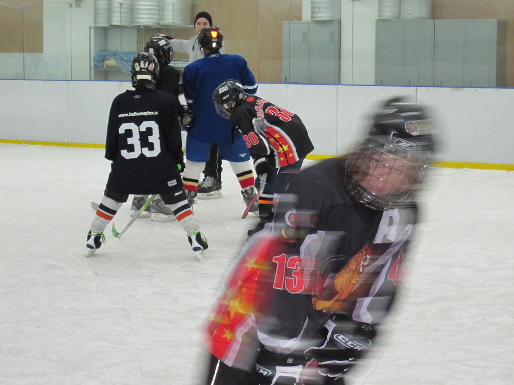 Beijing Imperial Guard Hockey Team | 'The Ice Zone' is home