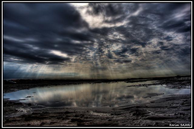 ★ La plage de piémanson  ~ Karim SAARI ©