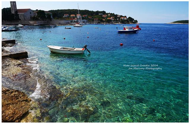 Blue Cave / Hvar Island / Croatia