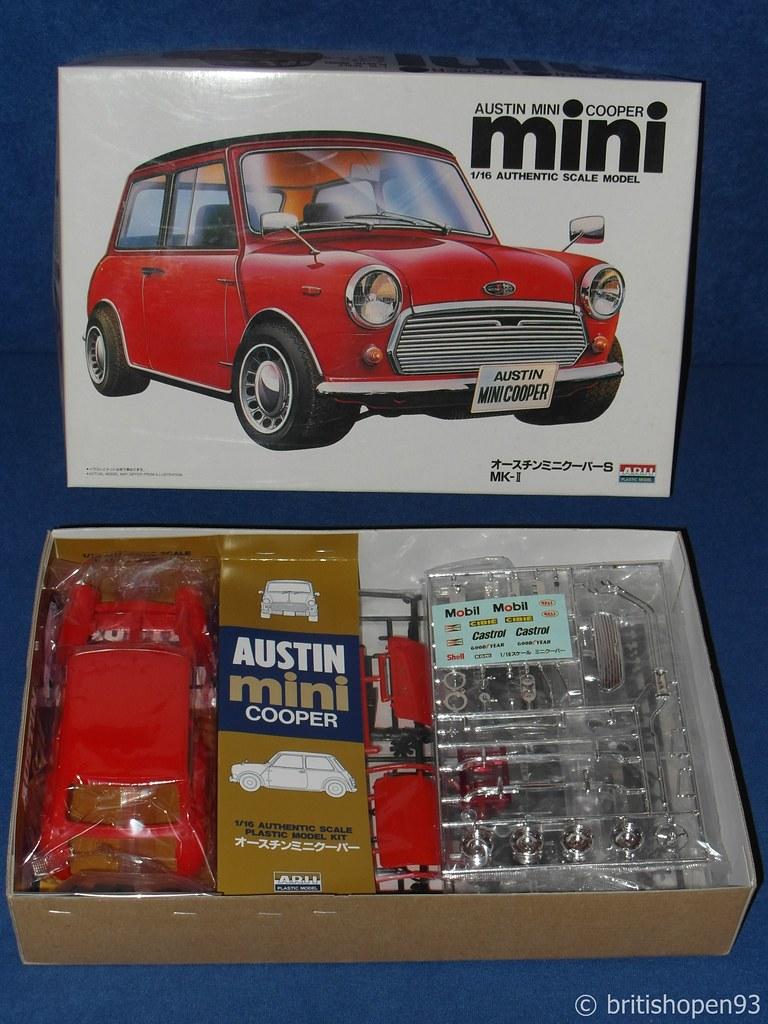 Mini Kit Collection Arii Austin Mini Cooper 116 B Flickr