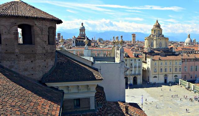 Torino - View from Palazzo Madama