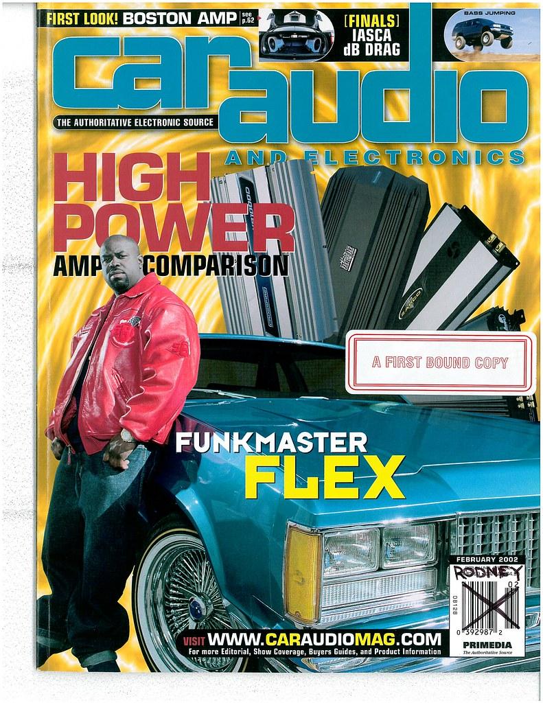 CAR AUDIO AND ELECTRONICS MAGAZINE - FEBRUARY 2002   Flickr