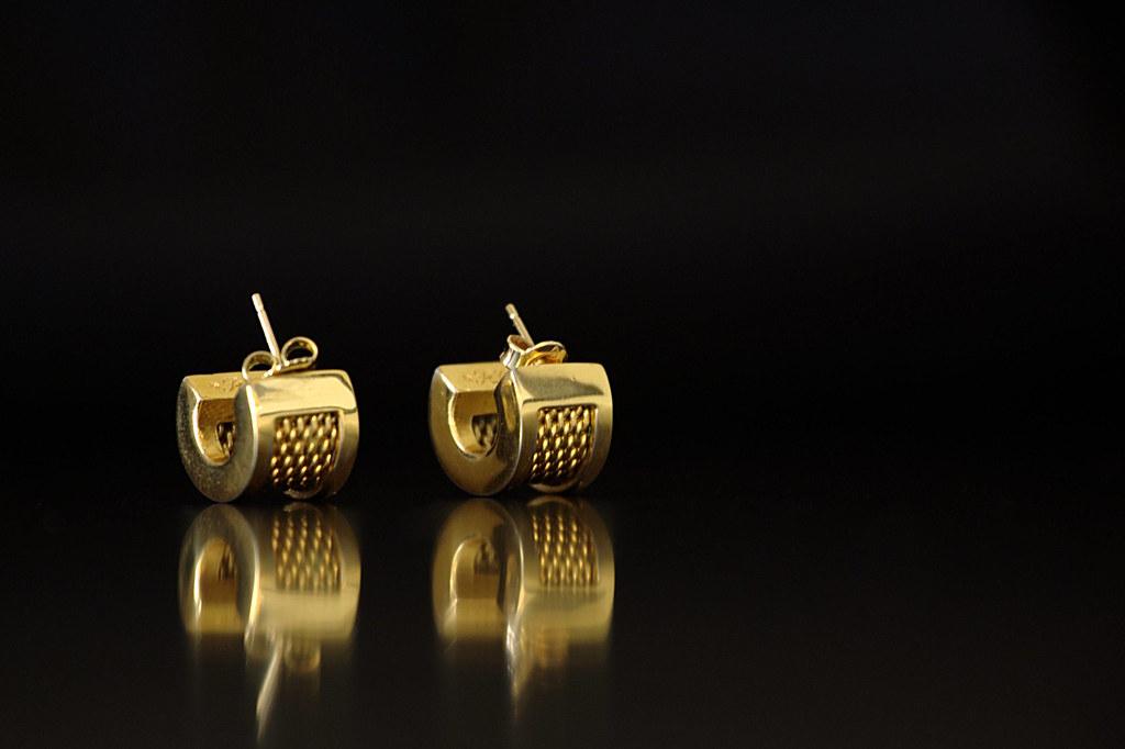 earrings by JonathanCohen