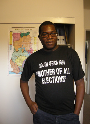 South Africa 1994, The mother of all elections