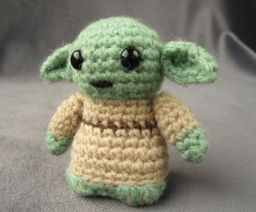 Yoda | Star Wars | CROCHET PATTERN | PDF | 848x1024