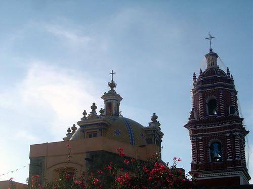 Templo de Santo Domingo - Capilla del RosarioTemplo de Santo Domingo - Capilla del Rosario