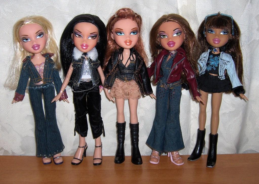 Bratz Secret Date Girl Dolls | Poor Cloe had an hair cut at