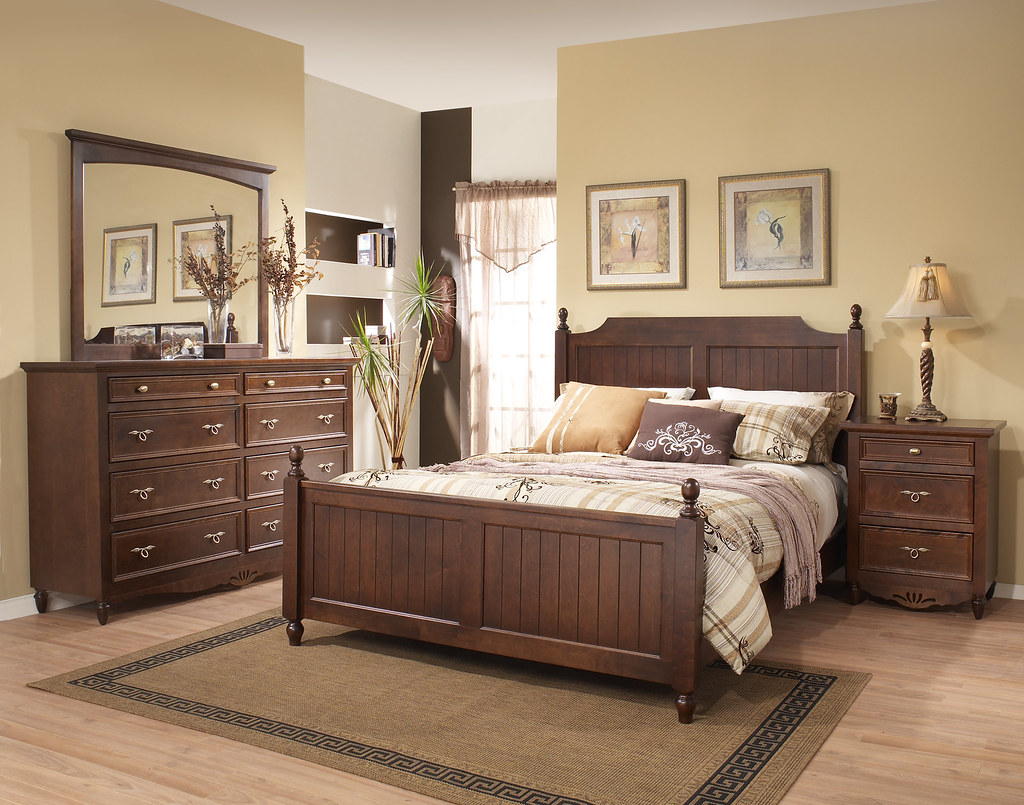 Chambre A Coucher Adulte ap industries - wren's nest collection adult bedroom