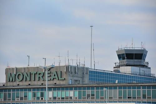 aéroport de Montréal P.-E. Trudeau YUL