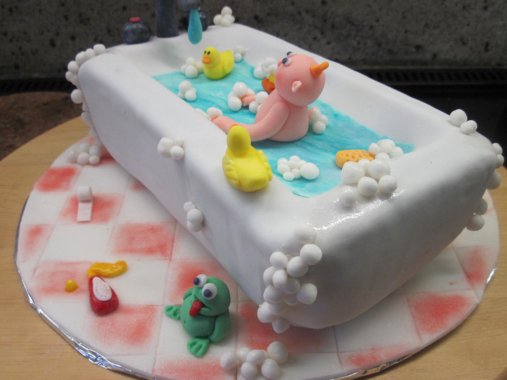 Torta Vasca Da Bagno.Torta Vasca Da Bagno Retro Marta Flickr