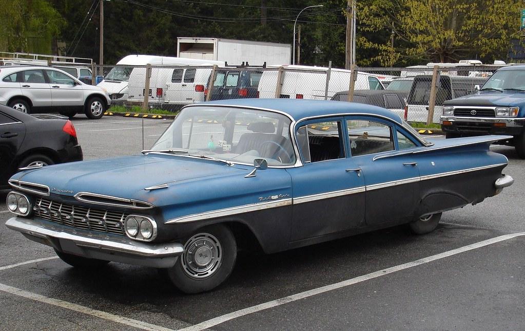 1959 Chevrolet Bel Air Custom Cab Flickr