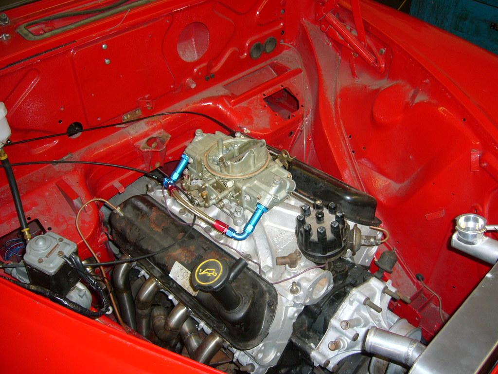 Jaguar Mk2 V8 Conversion Ford 302 Fits Real Neat In The En Flickr