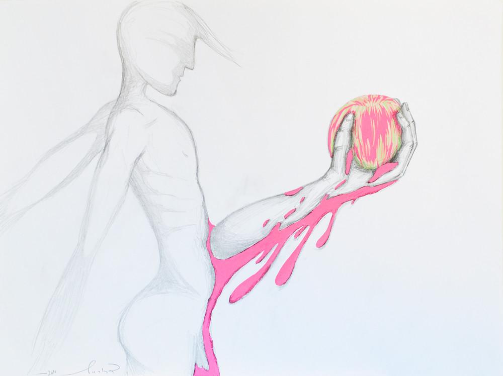 Pink Gentleman by Dror Miler