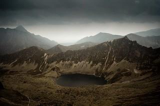 Dolina Pięciu Stawów, Szpiglasowy Wierch