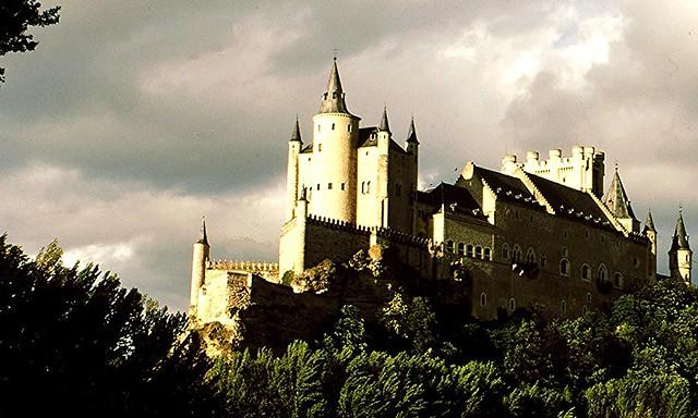 Spanien - Schloss Segovia - 1/4633