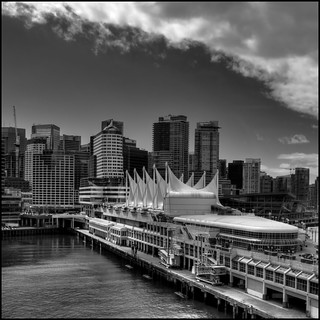 Canada Place   by ecstaticist - evanleeson.com
