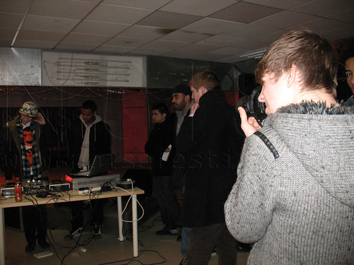 Music Workshop @ NOISE Lab 30/1/10   by NOISE Lab