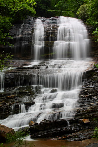 longexposure trees waterfall nc rocks whitewater northcarolina saluda naturephotography polkcounty ndfilter naturesfinest pearsonsfalls davidhopkinsphotography ncpedia