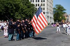 Memorial Day Parade - Albany, NY - 10, May - 24 by sebastien.barre