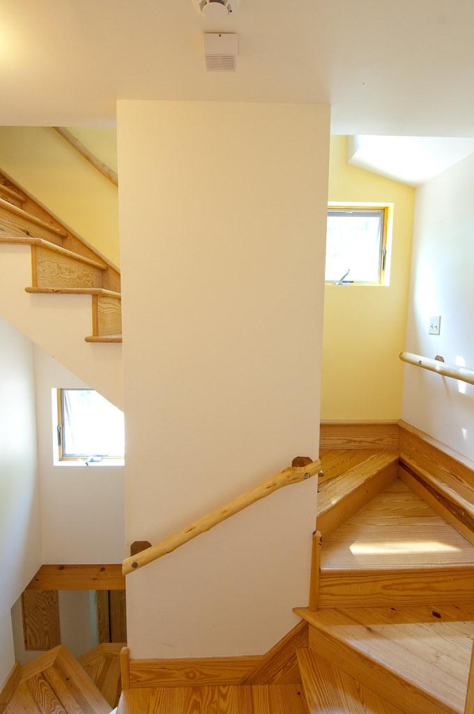dacha stairway