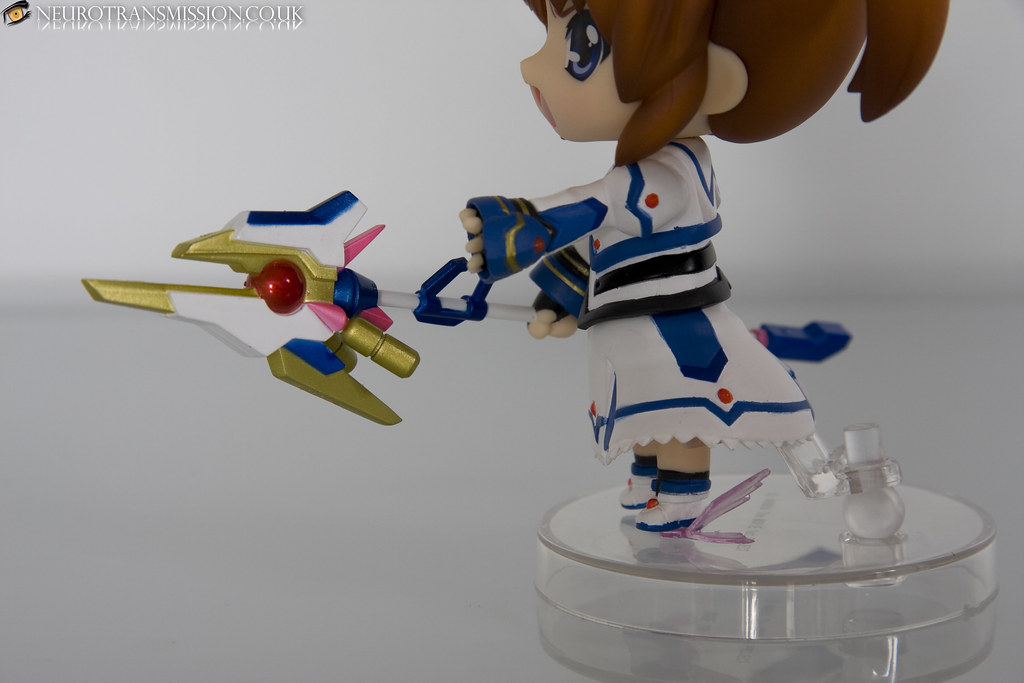 Fate and Nanoha Nendoroid
