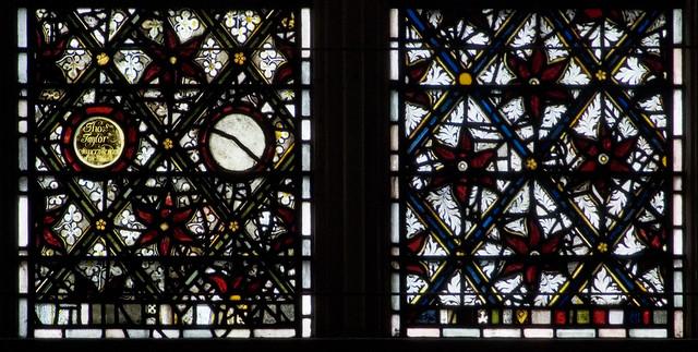 York Minster, wI, 1e-1f, foliage designs