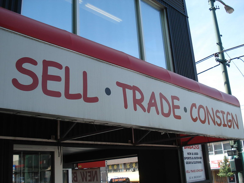Sell Trade Consign