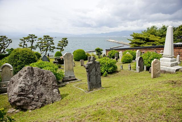 函館外国人墓地 Hakodate Foreigners' Cemetery