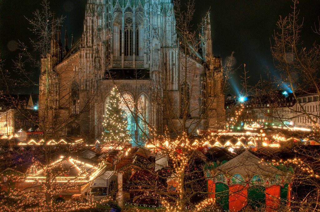 Ulm Weihnachtsmarkt.Ulmer Weihnachtsmarkt We Ve Been Invited To A Sushi Evenin Flickr