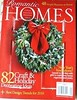 Look for my tutorial in the January issue of Romantic Homes magazine page 16!