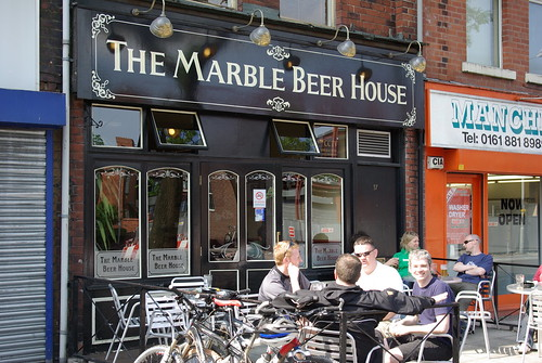 Marble Beer House, Chorlton, Manchester | by Adam Bruderer