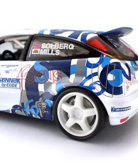 Corgi - Ford Focus WRC