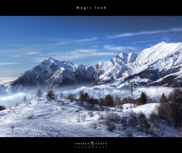 Magic land - Piani di Bobbio
