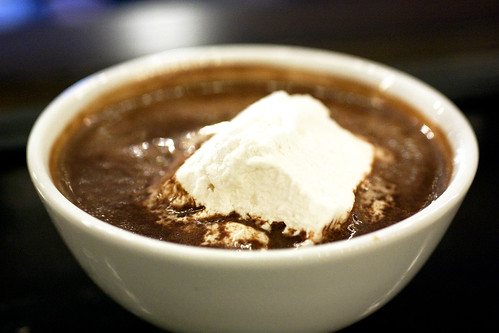 ginger hot chocolate @ city bakery | by bionicgrrrl