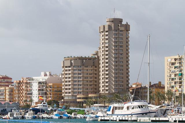 Hotel el Puerto, Fuengirola