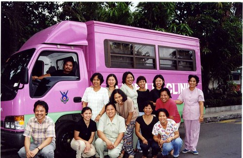 2004 mobile health clinic | by Trinity Jubilee Foundation