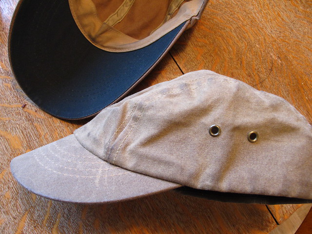 Filson short billed fitted cap