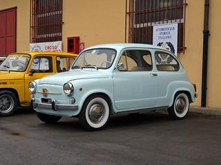 Fiat 600D - 1966