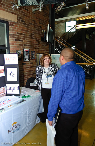 2010 CSHE Career Fair-91 | by Eastern Washington University
