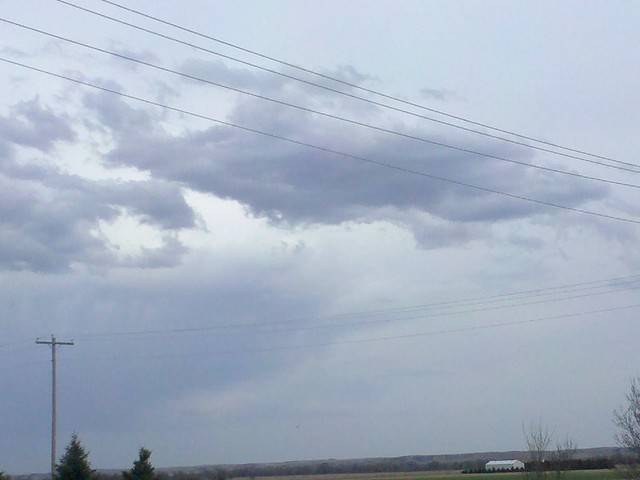 04-12-10  - Storm Cell South of Lake McConaughy, Ogallala Nebraska
