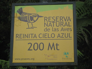 Reserva Natural de las Aves in Colombia | by U. S. Fish and Wildlife Service - Northeast Region