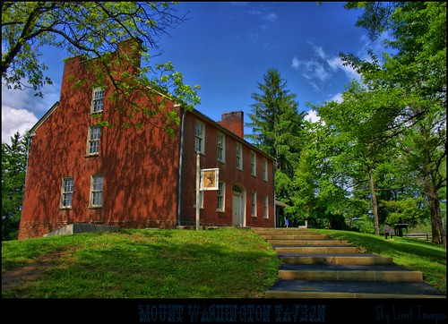 trees sky grass clouds canon pittsburgh pennsylvania steps hdr uniontown supershot mountwashingtontavern skylimitimages