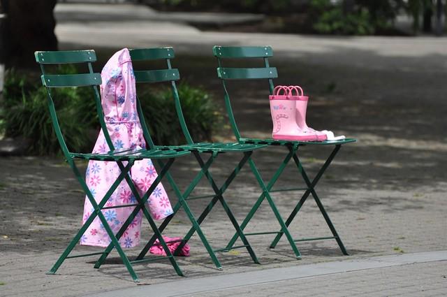 Pink Boots / Pink Coat